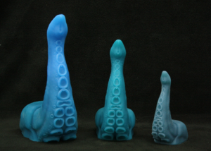 Tentacle dildos