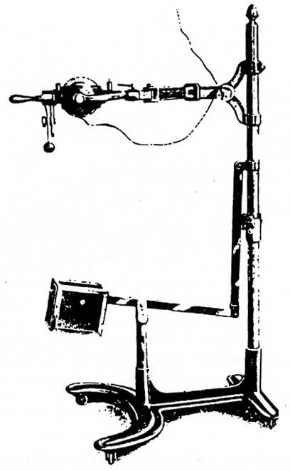 Chattanooga vibrator