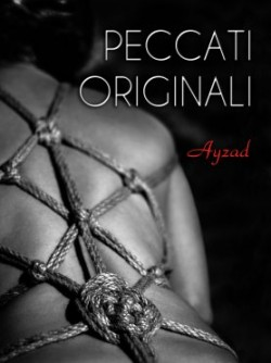 Copertina di 'Peccati originali' di Ayzad (II edizione)
