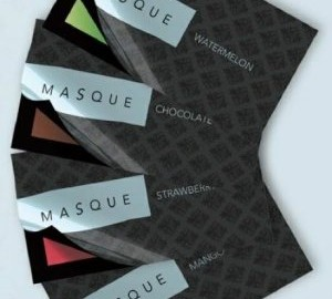 Masque oral sex enhancing strips