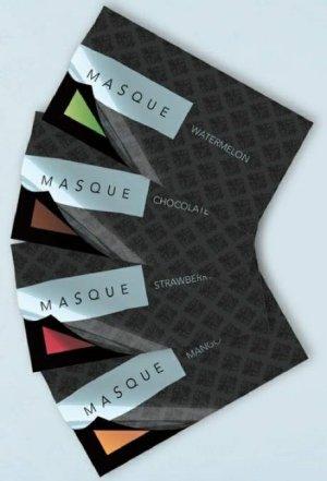 Masque oral sex enhancing strips