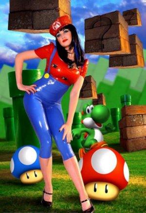 Mario Bros fetish