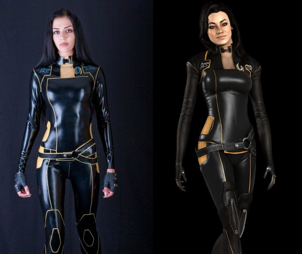 mass effect latex