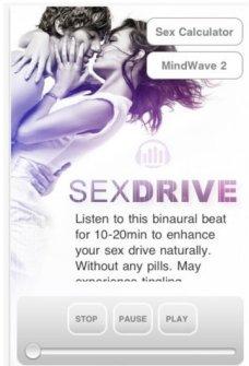 sex drive app
