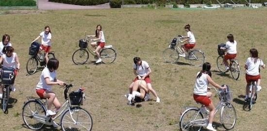 inexplicable japanese bike porn