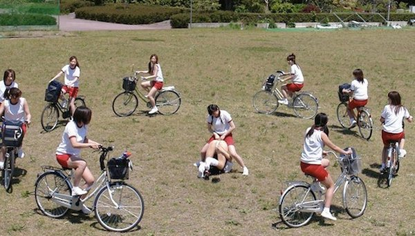 inexplicable japanese bike porn