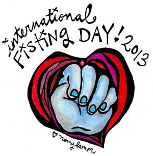 fisting day logo