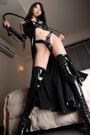 asian dominatrix