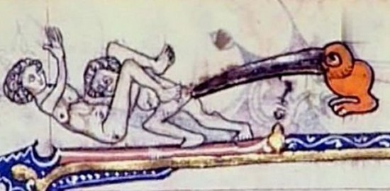 Inexplicable moments in the history of sexuality – 126
