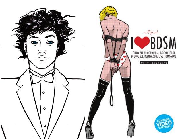 La recensione di I love BDSM fatta da Legami