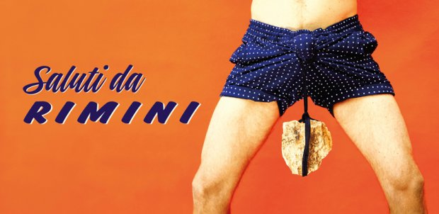 Maurizio Cattelan - Saluti da Rimini