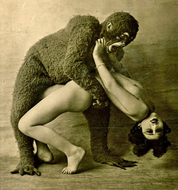 Inexplicable moments in the history of sexuality – 187