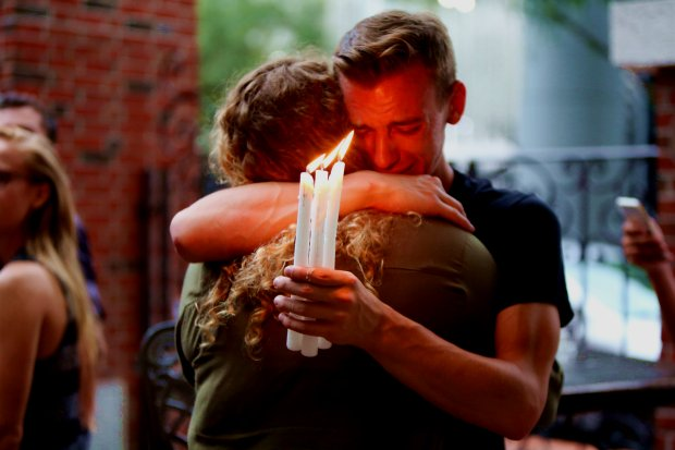 Orlando shooting mourning