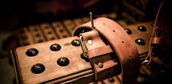 Sadistique - Dettaglio di una sedia da tortura