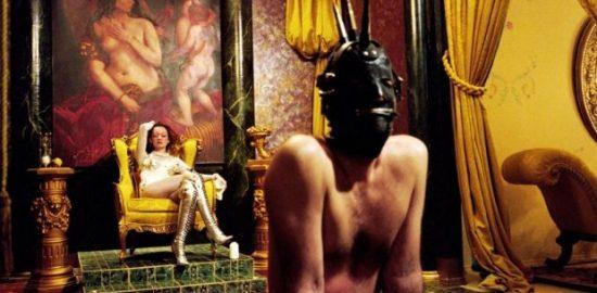 BDSM boudoir