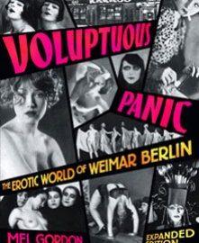 Copertina di Voluptuous Panic
