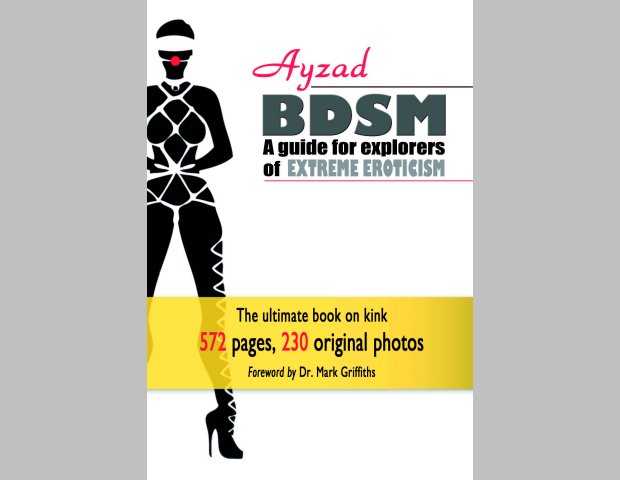Cover of BDSM - A Guide for Explorers of Extreme Eroticism