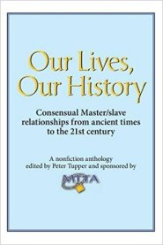 Copertina di Our lives, our history