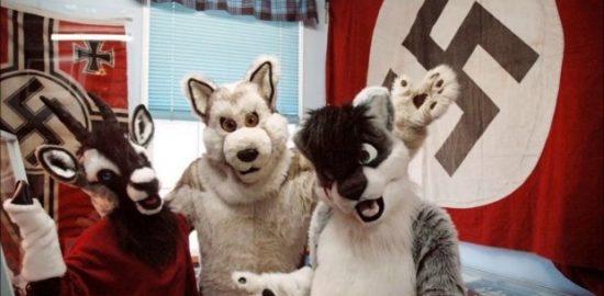 Nazi furry
