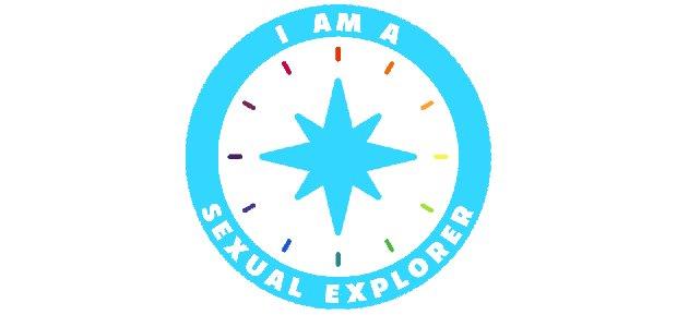Sexual Explorer badge