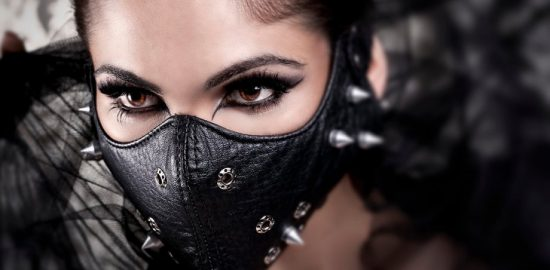 Kinky mask